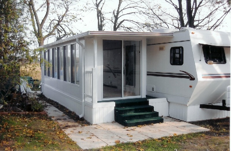 Recreational Vehicles Aztec Enclosures Sunrooms